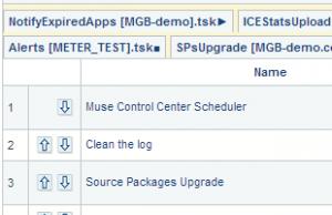 Muse Control Center