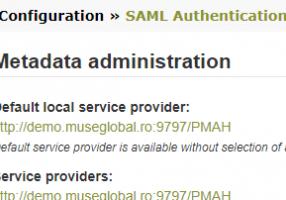 MKPF Admin Config SAML